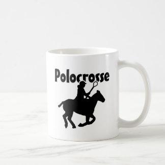 Polocrosse (silhouette) mugs