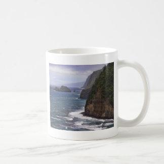 Pololu Valley Hawaii Coffee Mug