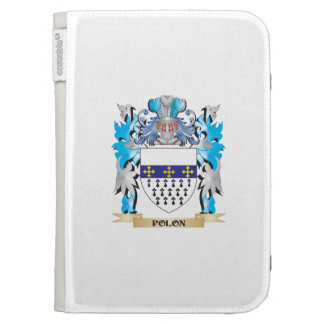 Polon Coat of Arms - Family Crest Cases For The Kindle