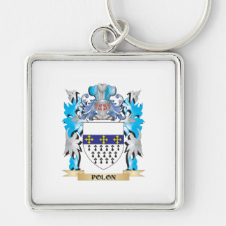 Polon Coat of Arms - Family Crest Key Chains