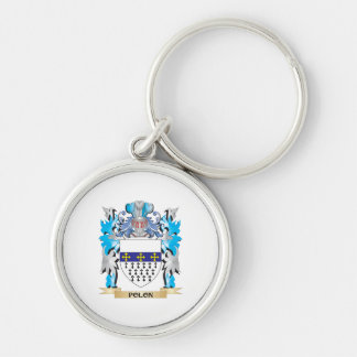 Polon Coat of Arms - Family Crest Key Chain