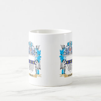 Polon Coat of Arms - Family Crest Coffee Mugs