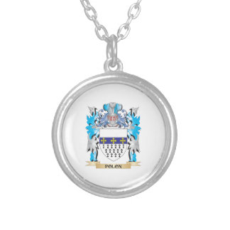 Polon Coat of Arms - Family Crest Personalized Necklace