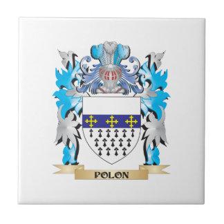 Polon Coat of Arms - Family Crest Tiles