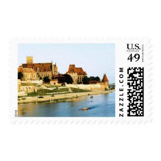 Polonia 10 sello