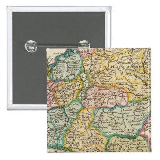Polonia 6 pin cuadrado