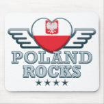 Polonia B oscila v2 Tapete De Ratón