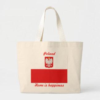 Polonia Bolsa Tela Grande
