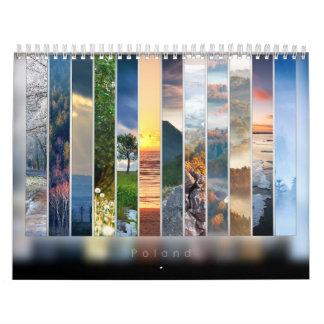 Polonia - calendario