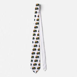 Polonia con sabor a fruta linda corbata personalizada