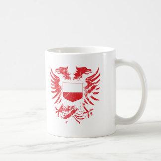 Polonia Grunged Tazas