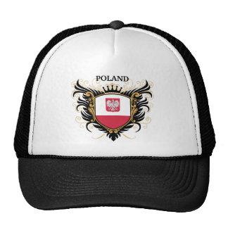 Polonia [personalice] gorro de camionero