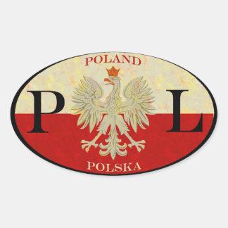 Polonia Polska Etiqueta