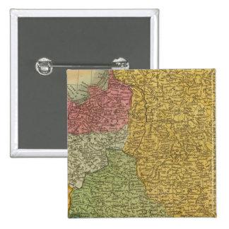 Polonia, Prusia Pin Cuadrado