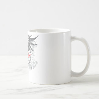 Polonia se fue volando taza de café
