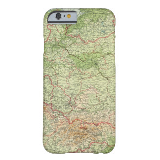 Polonia y Checoslovaquia Funda De iPhone 6 Barely There