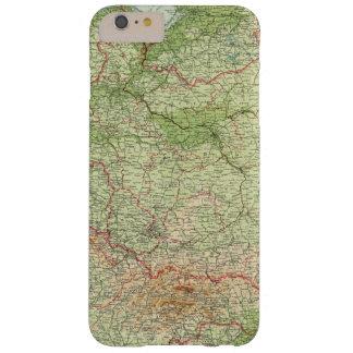 Polonia y Checoslovaquia Funda De iPhone 6 Plus Barely There