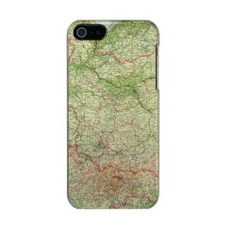 Polonia y Checoslovaquia Funda Para iPhone 5 Incipio Feather Shine