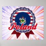 Polonia, YO Poster