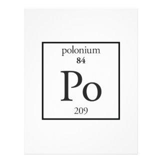 Polonium Flyer