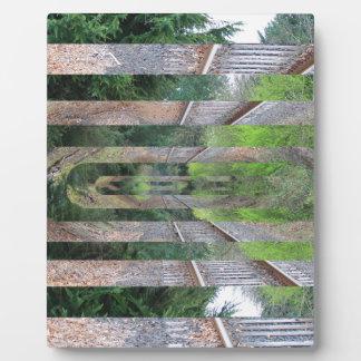 Poloyscape Art Plaque