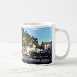 Polperro Cornwall England Coffee Mug