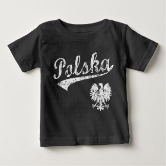 Polska Baseball Style T-shirts