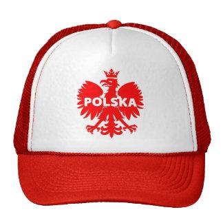 Polska casquillo de Polonia Gorro