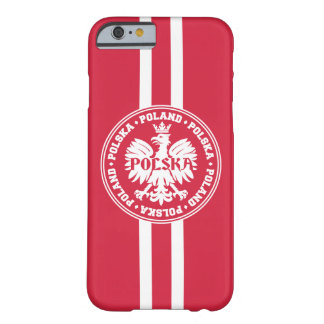 Polska Crowned Eagle Symbol Barely There iPhone 6 Case