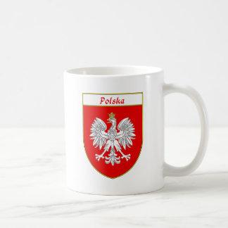 Polska Eagle Shield Mug