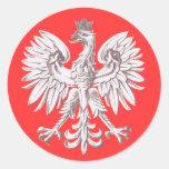 Polska Etiquetas Redondas