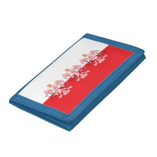 Polska Flag Red Eagles Trifold Wallet