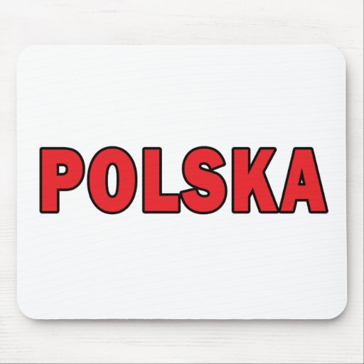 Polska Mouse Pad
