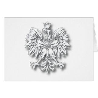 POLSKA-Orzel Card