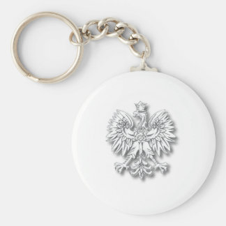 POLSKA-Orzel Keychain