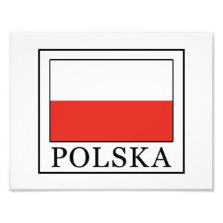 Polska Photo Print