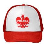 Polska, Poland Cap Trucker Hat
