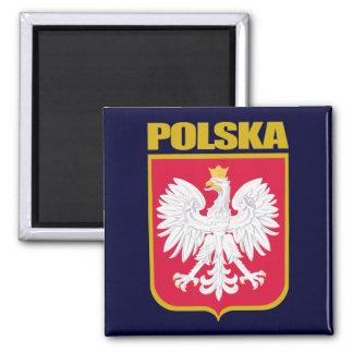 Polska (Poland) COA Magnet