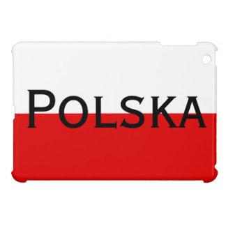 Polska Polish Flag iPad Mini Cases