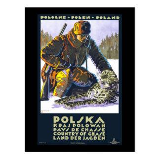 Polska Pologne Polen Poland Postcard