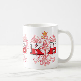Polska Red Eagles Coffee Mug