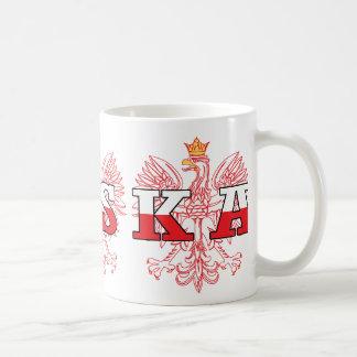 Polska Red Eagles Coffee Mug