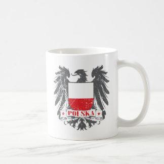 Polska Shield Coffee Mug