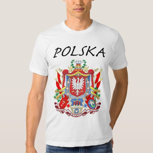 Polska Three Cities T-Shirt