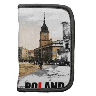 Polska - Warszawa 1980-1900 Planner