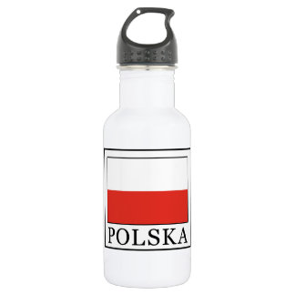 Polska Water Bottle