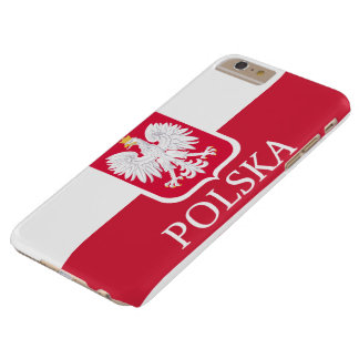 Polska White Eagle Flag Barely There iPhone 6 Plus Case
