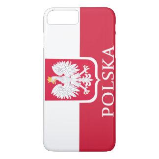 Polska White Eagle Flag iPhone 8 Plus/7 Plus Case