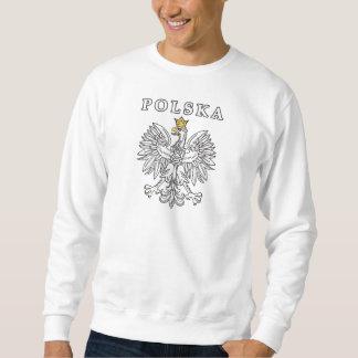 Polska With Polish Eagle Sweatshirt