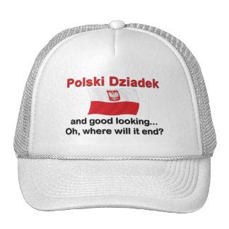 Polski apuesto Dziadek (abuelo) Gorras